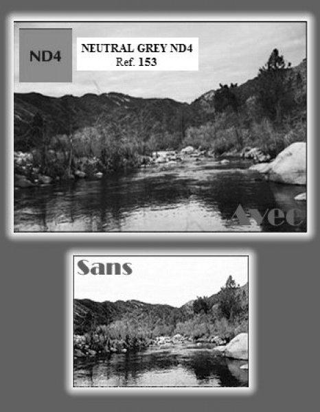 image Cokin Filtre Z153 Neutral Grey ND3